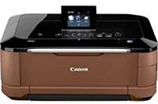 Canon Pixma MG8120B Wireless Inkjet Photo All-in-One Printer with Intelligent Touch System, 3.5in LCD, 9600 x 2400 dpi Color Print Resolution - Brown Finish