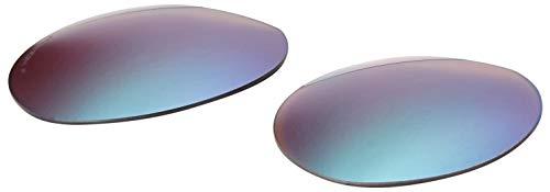 Oakley AOO9438LS Clifden Sport Replacement Sunglass Lenses, Prizm Shallow Water Iridium Polarized, 56 mm