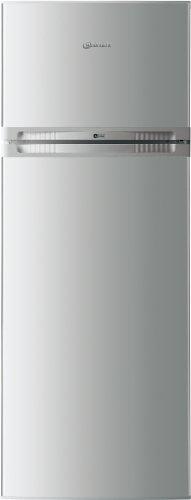 Bauknecht KDA 2473 A2+ IO Kühl-Gefrier-Kombination / A++ / Kühlen: 187 L / Gefrieren: 39 L / Inox / Abtauautomatik