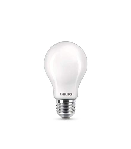 Philips LEDclassic 100W, E27, neutraal wit (4000 Kelvin), 1521 lumen, mat LED-lamp, glas, 10,5 W