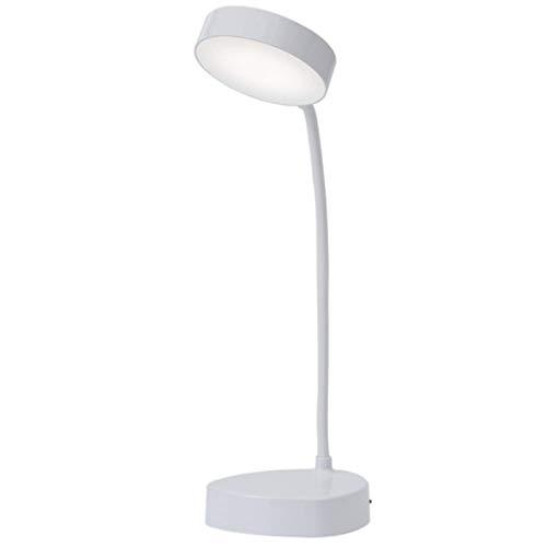 Lámpara De Protección Ocular Luz Nocturna Inteligente Luz De Lectura LED Recargable Residencia De Estudiantes, Dormitorio, Sala De Estar, Oficina