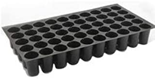 AgriWorld 50 Holes Seedling Germination Tray Strong Reusable for Garden & Nursery (Pack of 500)