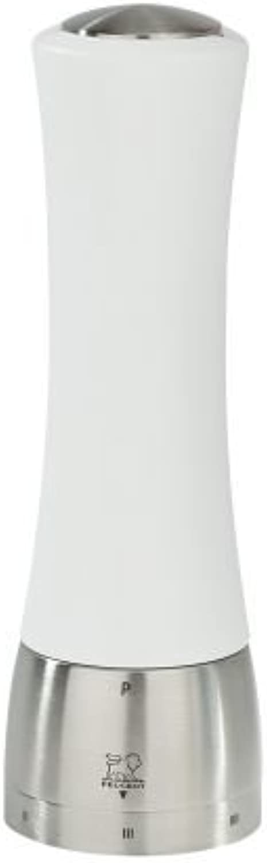 PEUGEOT 28855 - Molinillo de Pimienta Madras u′Select Acero INOX blancoo 21 cm (h.nr.)