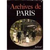 Archives de paris.
