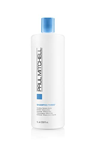 Paul Mitchell Shampoo Three, 33.8 Fl Oz