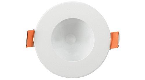 6W 4500K Bianco Naturale Non dimmerabile idl6-n indiretta faretti LED con Ampio Angolo di Luce dispersione