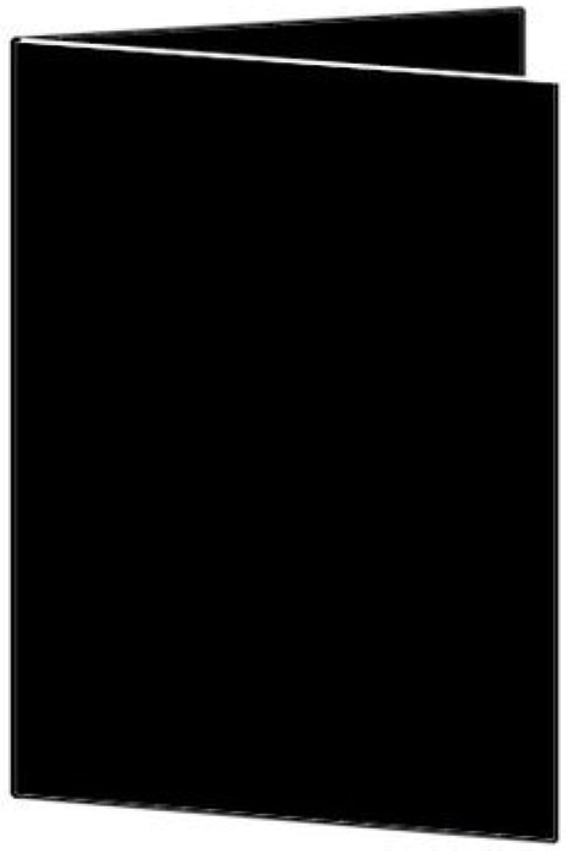 50 50 50 Stück    Artoz Serie 1001 Doppelkarten gerippt    Hochdoppelt    DIN E6, 250 x 180mm, hochwertig, schwarz B002JJAY6U   | Wir haben von unseren Kunden Lob erhalten.  f1e62c
