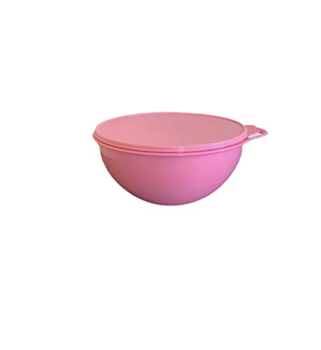 Large Thatsa Mixing Bowl Pink withPink Seal 32 Cup New