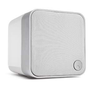 Cambridge Audio Minx Min 12 Bookshelf Satellite Speaker (Each) with 4th Generation BMR Technology (White)