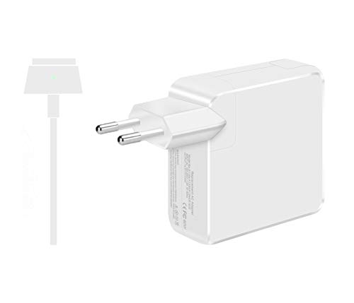 Charger Adapter Compatible with Mac Book Pro 60W Mag Safe 2 Magnetic Charger for Mac Book Pro 13 Inch with 'T' Connector, from the end of 2012