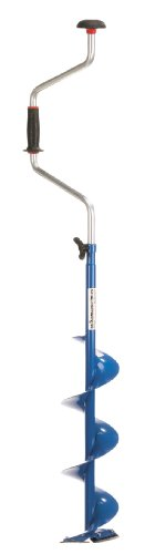 StrikeMaster MD-8 Ice Fishing Mora Hand Auger, 8-Inch