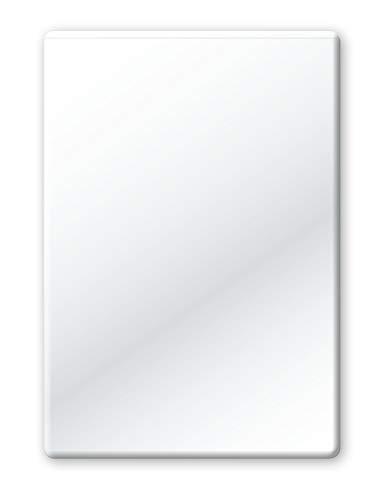 HERMA 1428 Selbstklebetaschen DIN A5 (148 x 210 mm, PP-Folie, schmale Seite offen) selbstklebend, permanent haftende Einstecktaschen, 10 Rechtecktaschen, transparent