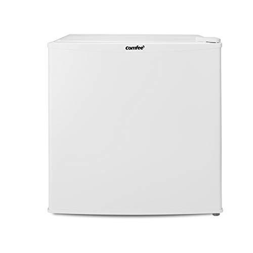 comfee RCD76WH1 Mini Kühlschrank Kühlgerät Box mit Eisfach
