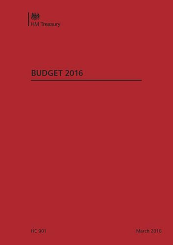 Financial Statement and Budget Report: Budget 2016
