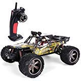 GPTOYS Remote Control Truck 1:12 Hobby Grade Off Road Big Monster Easy...