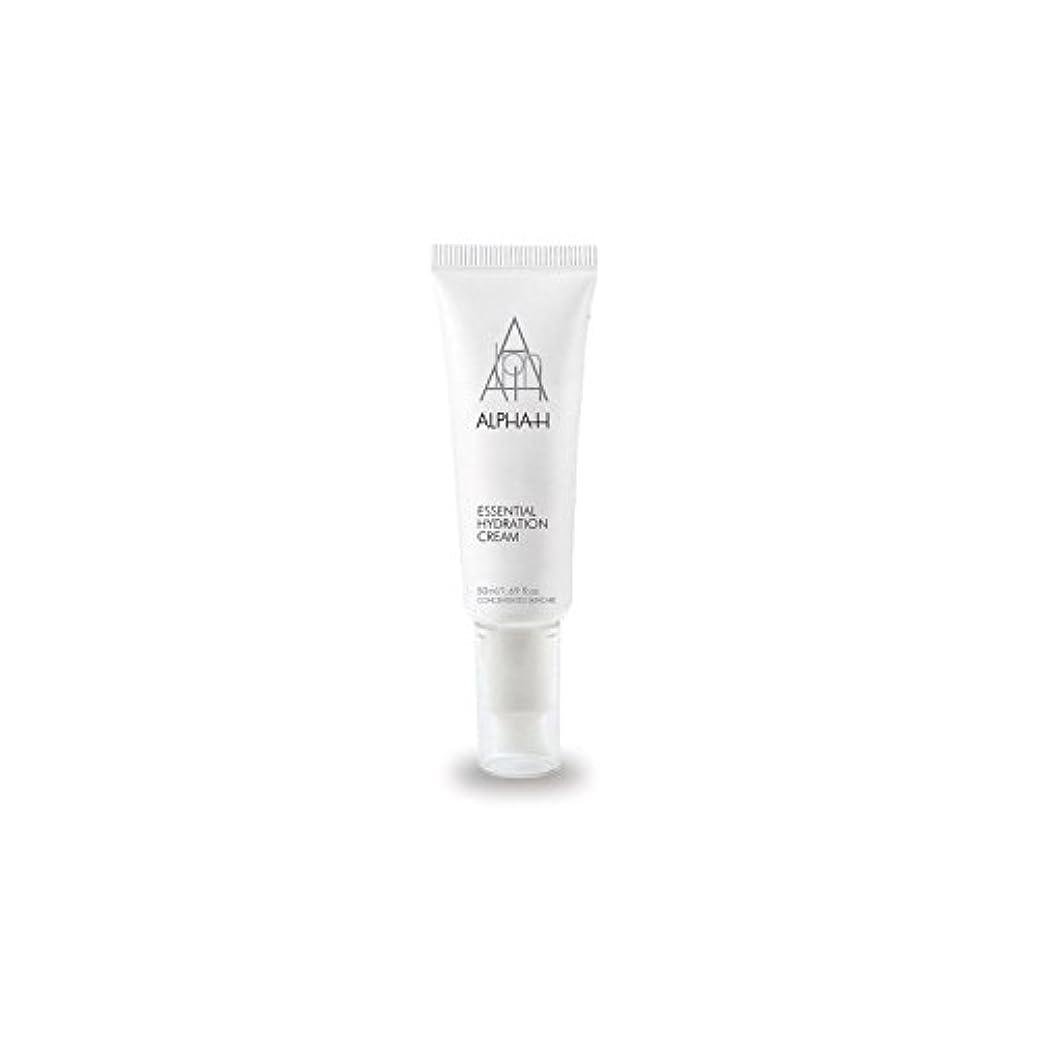 寛容百万気づかないアルファ必須水和クリーム(50)中 x2 - Alpha-H Essential Hydration Cream (50ml) (Pack of 2) [並行輸入品]