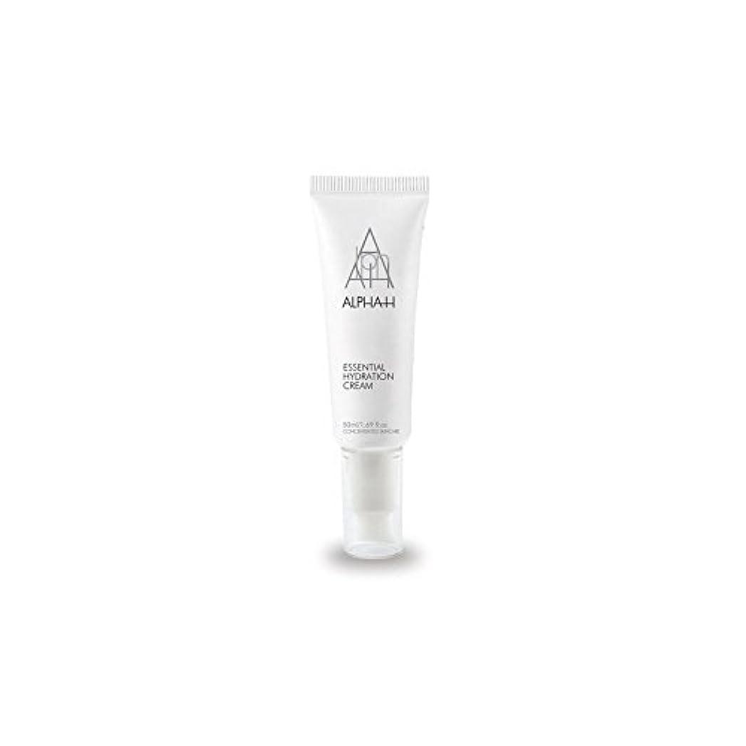 歌うバレル行商人Alpha-H Essential Hydration Cream (50ml) - アルファ必須水和クリーム(50)中 [並行輸入品]