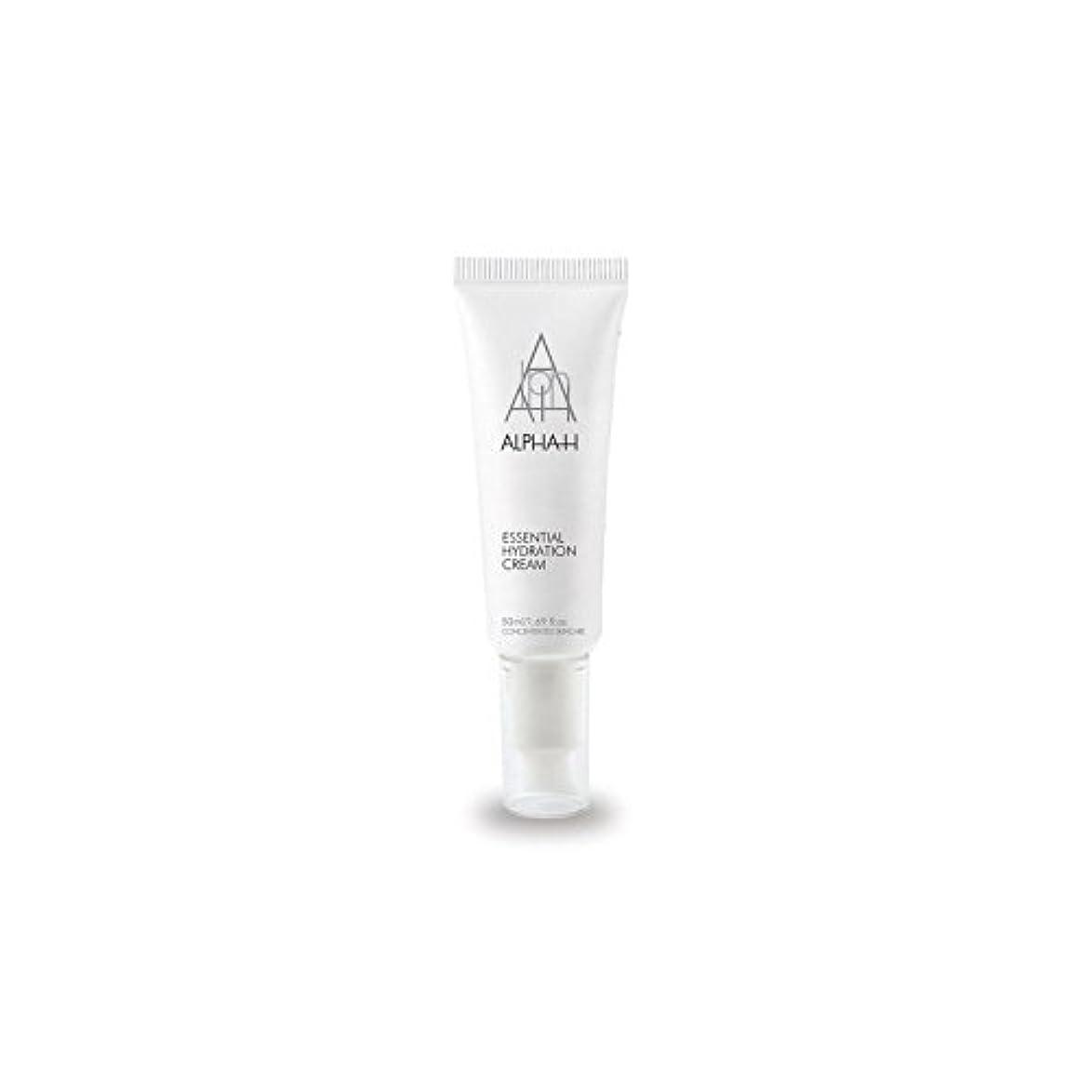 店員犯罪動力学Alpha-H Essential Hydration Cream (50ml) - アルファ必須水和クリーム(50)中 [並行輸入品]