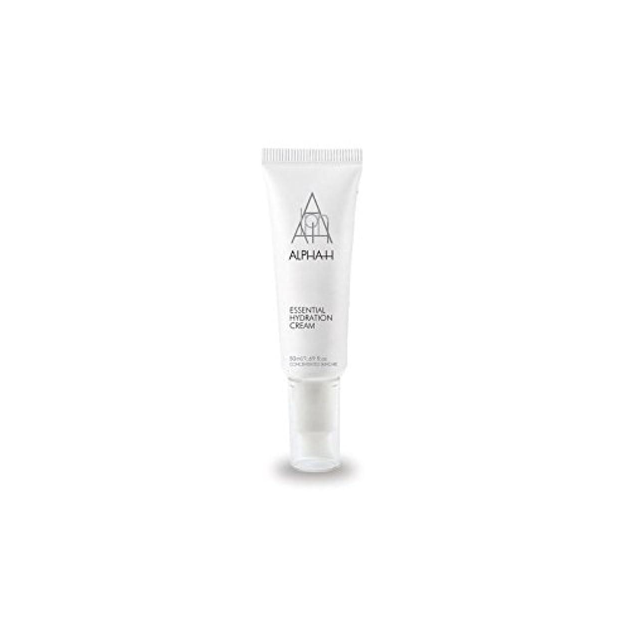 Alpha-H Essential Hydration Cream (50ml) - アルファ必須水和クリーム(50)中 [並行輸入品]