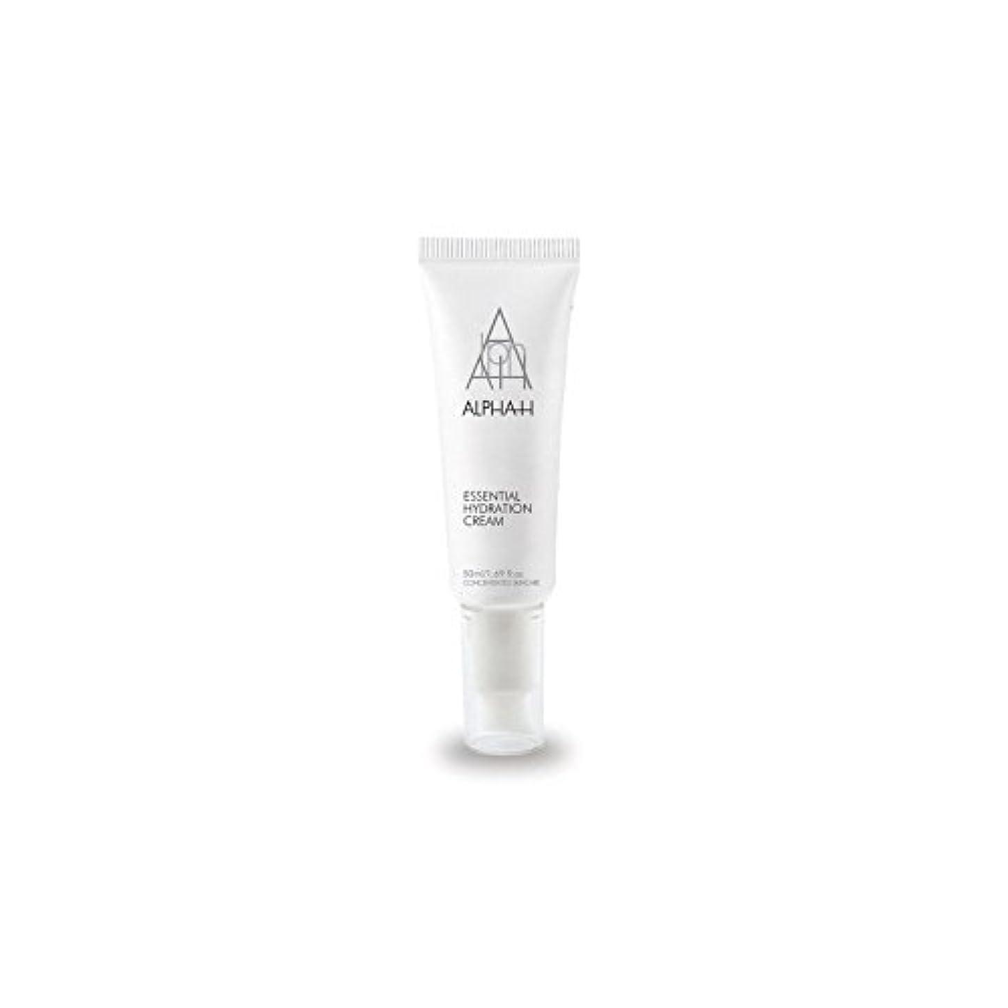 古風なエゴイズムポールAlpha-H Essential Hydration Cream (50ml) - アルファ必須水和クリーム(50)中 [並行輸入品]
