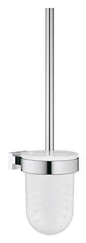 Price comparison product image GROHE 40513000 Essentials Cube Toilet Brush Set