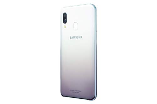 Samsung Gradation Cover (EF-AA405) für Galaxy A40, Schwarz