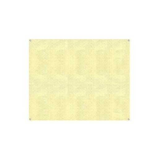 BSB Toldo de toldo de Vela de sombrilla de jardín, toldo de toldo de Bloque UV, Cubierta de sombrilla Solar para Proteger Plantas Vegetales, Flor de Fruta