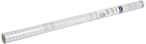 Calligraphe–Film de plástico para forrar libros adhesiva 3M x 0,5M, transparente, color transparente 3 x 0,5 m