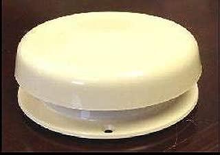 Keystone Universal RV Attic Mushroom Ceiling Roof Vent (White)