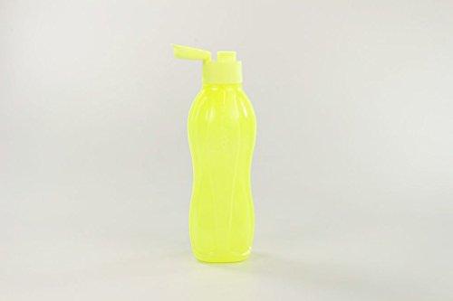 TUPPERWARE To Go Eco 750ml neon gelb Trinkflasche Ökoflasche EcoEasy Flasche Öko 21193