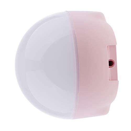 SM SunniMix Luces LED para Espejo de Tocador con Bombillas Regulables para Maquillaje, Regulador Táctil de Brillo Ajustable y Cable de Alimentación USB - Magnético