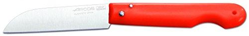 Arcos Professional Pockets Knives - Pocket Knife - Blade Nitrum Stainless Steel 3' - Handle Polypropylene Orange Color
