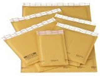 """14.5/"""" x 20/""""  White #7 Bubble-Lined Self-Seal Mailer Envelopes 25 Pc"""