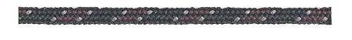 barth schuhbandl Schuhbandl-704002 Correa para Zapatos, Unisex Adulto, 727' Rojo Oscuro/Gris, 90 cm