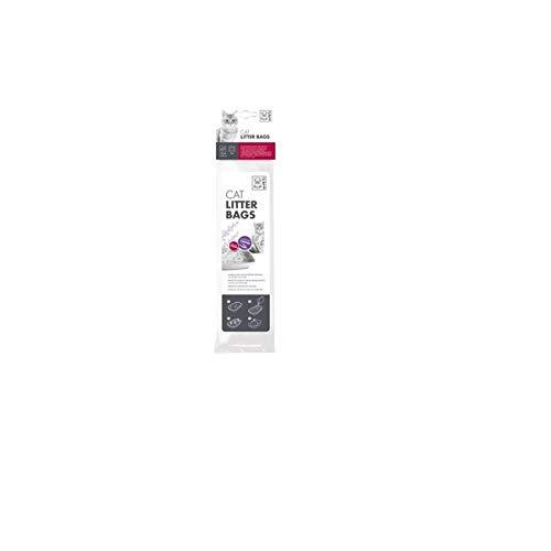 MPETS Sacs a litiere senteur lavande - 30x50 cm - Pour chat - 10pcs M Pets