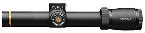 Leupold 171555 VX-6HD 1-6x24 Cdsil CMR2 Tube