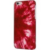 R2480 Tie Dye Red Case Cover For IPHONE 6S PLUS