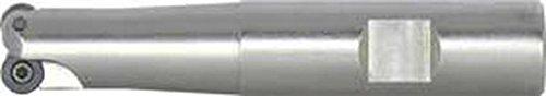 Schaftfräser m. IK. D 20/ 156mm Z 2 f. RD.
