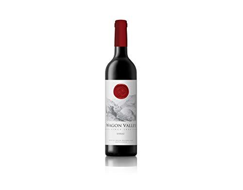 Wagon Valley, Shirz, vino rosso, 2018, 75 cl