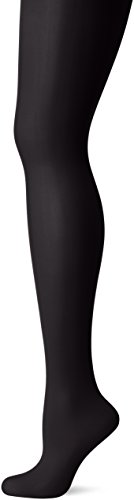 Palmers Damen Matt Nahtlose Strumpfhose Fatal, 15 DEN, Large (Herstellergröße: L (44-46)), schwarz (schwarz 900)
