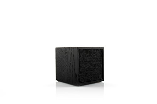 Tivoli Audio Art Collection Cube Multiroom Wand-Lautsprecher (Bluetooth/WiFi) schwarz