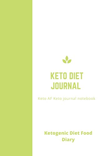 keto diet journal and food diary 2020