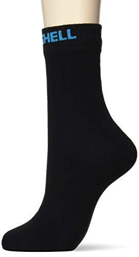 Dexshell Wasserdichte Socken Ultra Dünn Schwarz Knöchel S