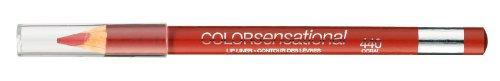 Maybelline Color Sensational Lipliner Nr. 440 Coral Fire, Lippenkonturenstift, für eine makellose...