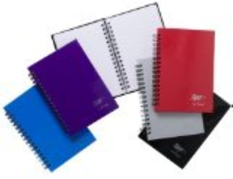 4 x Tiger schwarz Spiralblock A6 A6 A6 Manuscript Notebook mit 80 Blatt schwach liniert 60 g m² Papier B00ZYU9GBU   Die Königin Der Qualität  f962ed