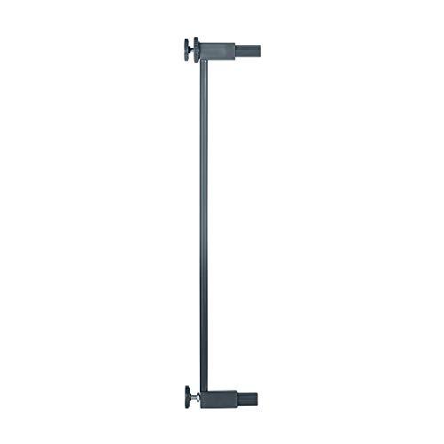 Safety 1st Extensión para Easy Close Metal, Extensión de 7 cm para barrera de seguridad metálica, color negro - 7 cm