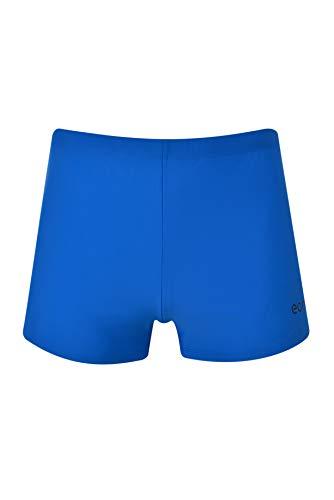 Eono Essentials Badehose für Herren (Blau, Größe XL)