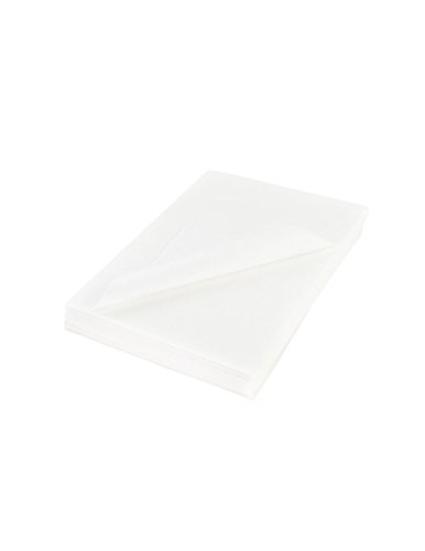 "9"" x 12"" Acrylic Felt Sheets - 25 pcs White AD"