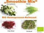 950 g BIO Keimsprossen Mischung Smoothie Mix Keimsaat Samen für die Sprossenanzucht 500 g Gerste, 100 g Grünkohl, 100 g Rote Rübe, 250 g Sonnenblume