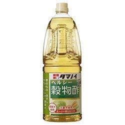 タマノイ ヘルシー穀物酢 1.8Lペットボトル×6本入×(2ケース)